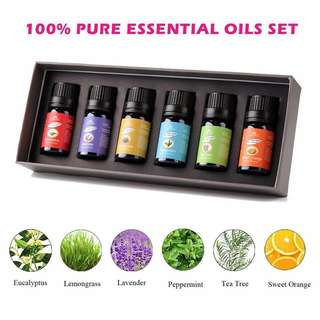 LAVEN essential oil gift set