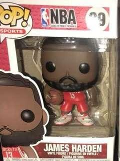 FUNKO POP NBA - JAMES HARDEN