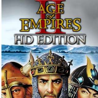 Age of Empires II HD Edition [GAME PC LAPTOP]