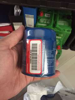 Original honda oil filter