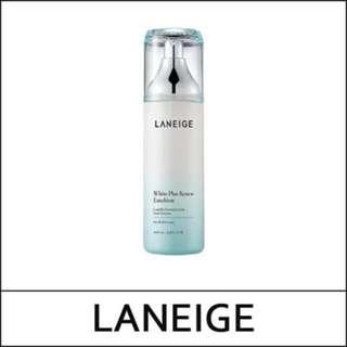 Laniege white plus renew emlusion
