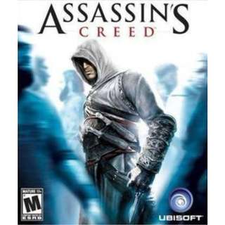 Assassin Creed [GAME PC LAPTOP]