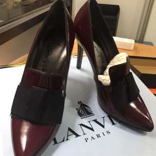 lanvin shoes