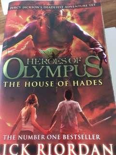 Heroes Of Olympus House of Hades