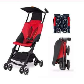 Pockit+ Stroller