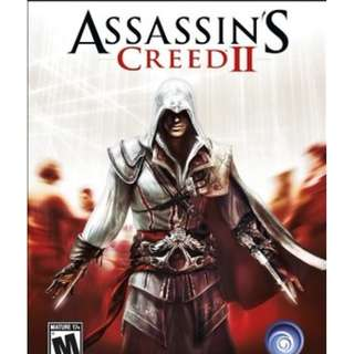 Assassin Creed II [GAME PC LAPTOP]