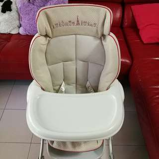 Combi Roanju High Chair /Sleeping Bed