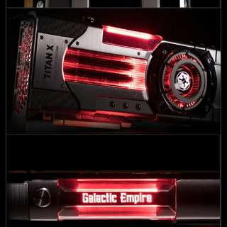 BNIB Nvidia Titan XP Star Wars Galactic Empire edition