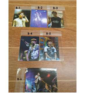 ON HAND OFFICIAL INFINITE 2017 RALLY III PC (EACH) B