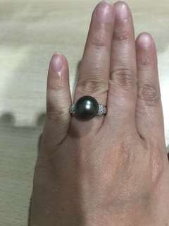 Cincin fashion mutiara