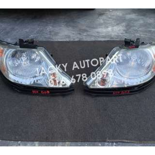Lampu Depan Headlamp Hid Honda City Aria GD8 Japan