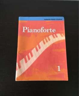 Yamaha Pianoforte 1
