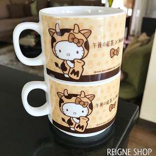 HELLO KITTY DUO MUG