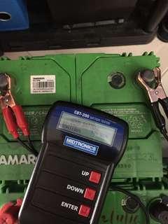 Used amaron 85D23L(244380)