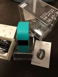 Tai ERI digi care 運動防水手環 Bluetooth smart wristband