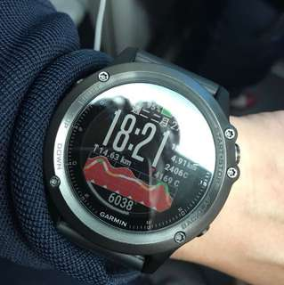 Garmin Fenix3HR 中文版