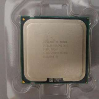 Intel Core2 Due E8600 CPU