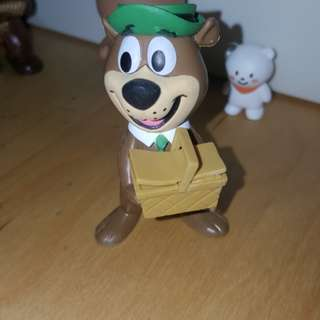 Funko Pop Warner Brothers Saturday Cartoons Yogi Bear Mystery Mini