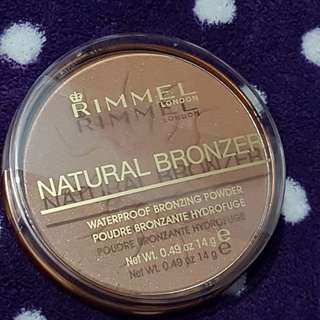 Natural Bronzer Sun Dance 027 - Waterproof Bronzing Powder