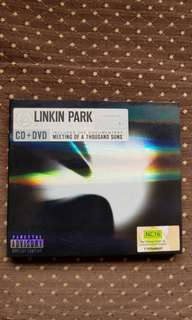 Linkin Park A Thousand Suns CD plus DVD