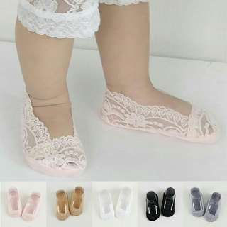 Baby Lace socks