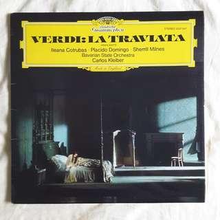 Verdi - La Traviata (Highlights) - Vinyl Record