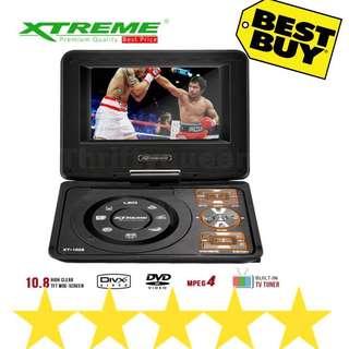 ✅⭐️ Portable Dvd player Xtreme Xt1008