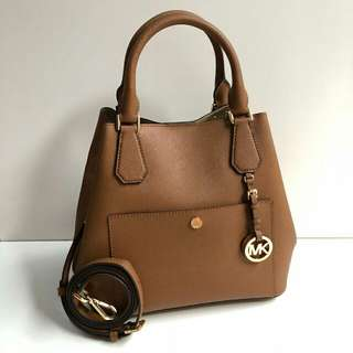 Michael Kors Greenwich Large Grab Bag sz 26-40x25x17cm