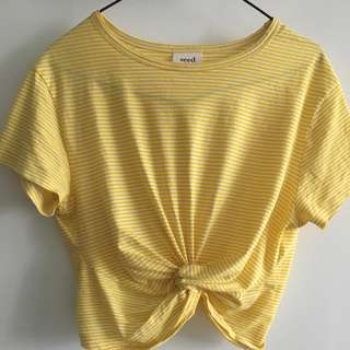 Yellow Seed Heritage Top