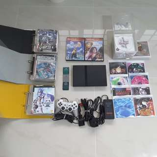 Sony Play station 2, cracked version. Excellent Condition
