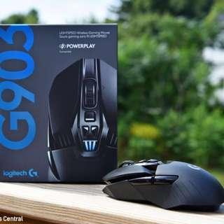 電競專用滑鼠🖱️ Logitech G903 Gaming Mouse