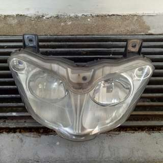 Headlight for Gilera 200cc