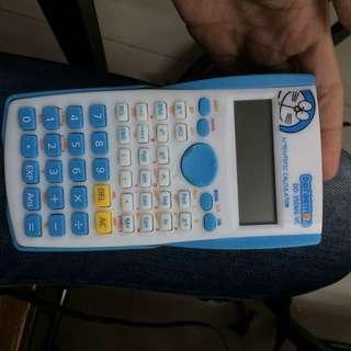 Kalkulator ilmiah doraemon