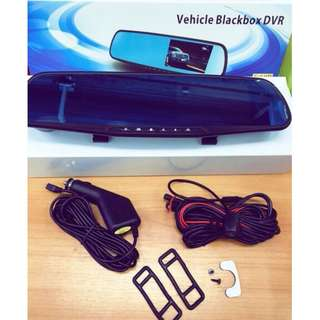 🎊🎊Promotion🎊🎊 Dual Car camera S106 (front cam + rear cam)