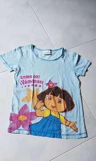 Authentic Dora t-shirt top