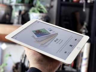 MINT iPad 2017 WiFi 32GB Silver
