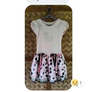 Preloved Dress 4-5 Yo