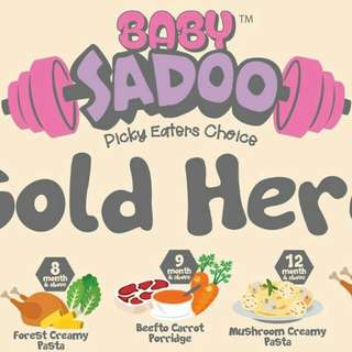 Babysadoo Baby food