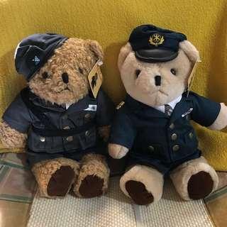 1998年地鐵紀念小熊