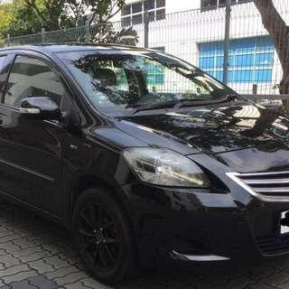 Toyota Vios 1.5A E Spec