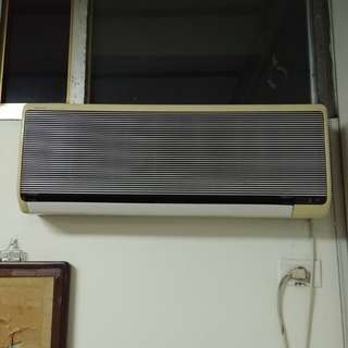 National split type aircon 1hp