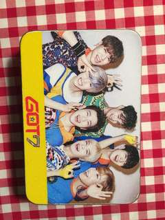 GOT7 Photocards