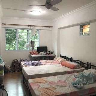 Room for rent at Choa Chu Kang