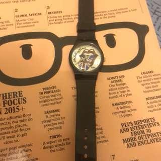 Rolling stones jam tangan original