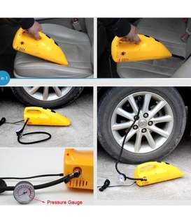 2 in 1 Tire Inflator