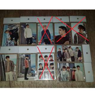 ON HAND EXO - 2017 Season Greetings PC TINGI
