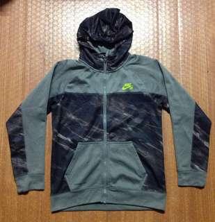 Reprice!!Nike Full Zip Hoodie Jacket Authentic