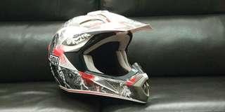 AGV MT-X Motorcross Helmet