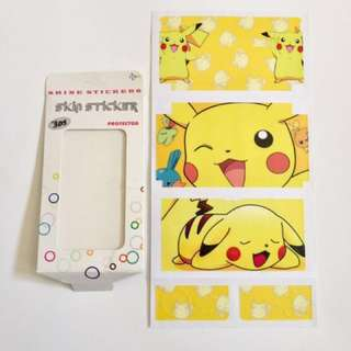 Pokemon Vinyl Skin Sticker Protector for Nintendo 3DS