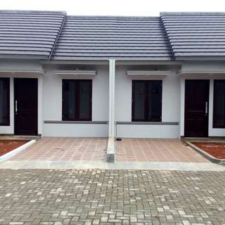 Rumah Cluster Jalan Lebar di Jatikramat Bekasi